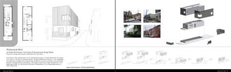 online architect architecture school portfolio review case study student