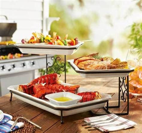 Kitchen Pro Buffet Server 162 Best Images About Tiered Buffet Display Stands On