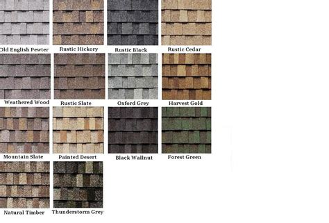 tamko heritage shingle colors arrowhead building supply tamko residential shingles