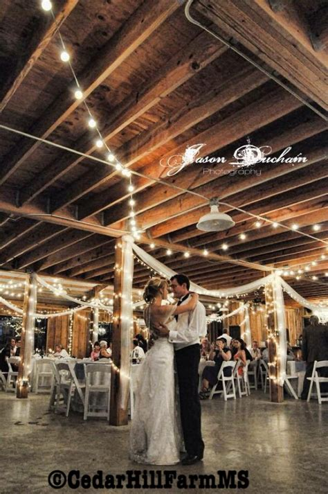 Cedar Hill Barn 17 best images about weddings and receptions on receptions wedding guest table and