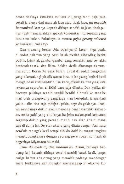 Jual Buku Novel Hujan Bulan Juni by Jual Buku Hujan Bulan Juni Sebuah Novel Cover