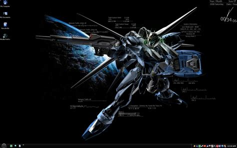 gundam wallpaper for windows 7 gundam hud desktop by jrwr on deviantart