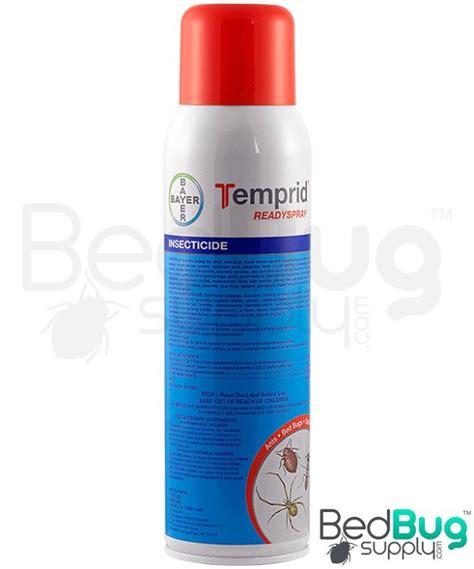 temprid bed bugs temprid ready spray residual bed bug spray