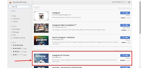 chrome instagram how to download instagram for pc or laptop seotechyworld