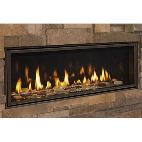 majestic echelon ii 60 quot ng direct vent fireplace echel60in