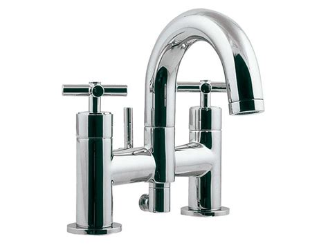 bathtub aerator future chrome plated bathtub tap by noken design