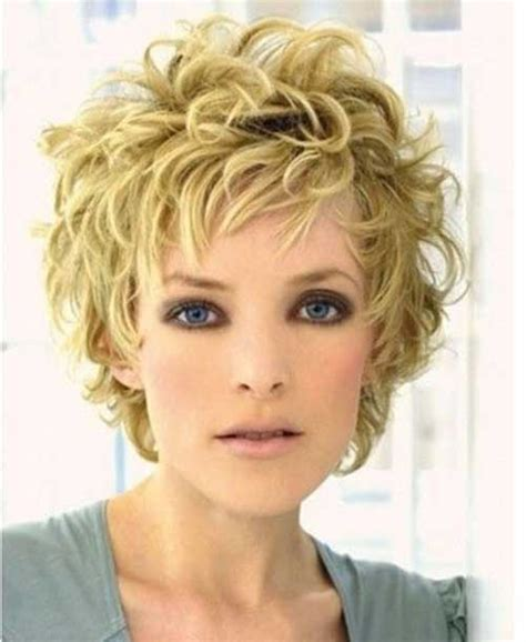 short curly hairstyles for older women leaftv twenty cute curly hairstyles for short hair hairstyles