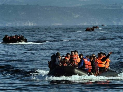 refugee boat stories report terrorist was rescued from refugee boat