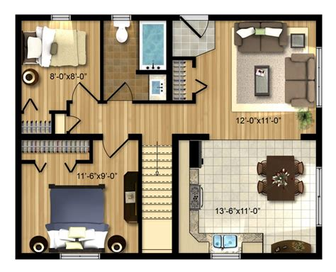 Free Cabin Floor Plans Pre Engineered Home
