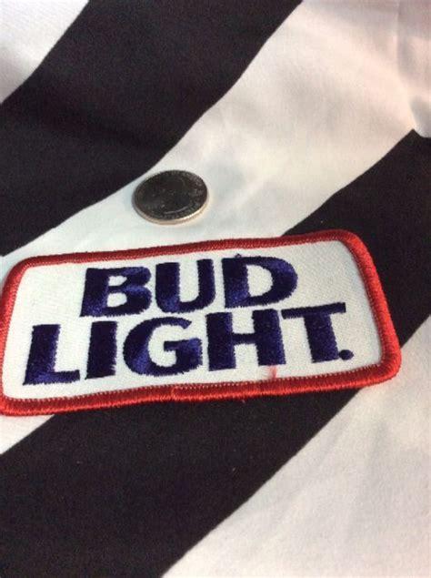 Bud Light Stock by Bud Light Patch Stock 187 Boardwalk Vintage