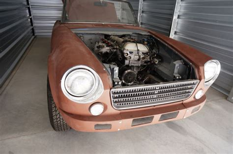 datsun 5 speed transmission 1968 datsun roadster with nissan sr20 engine and 5 speed