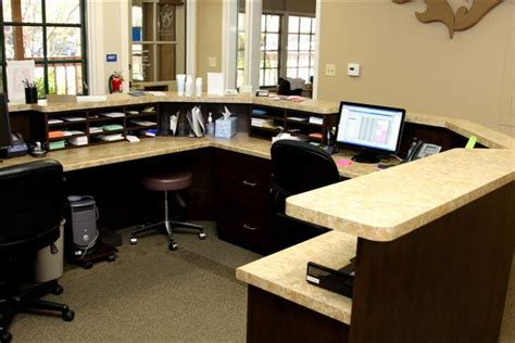 front desk organization ideas 25 best ideas about front desk ideas on dental