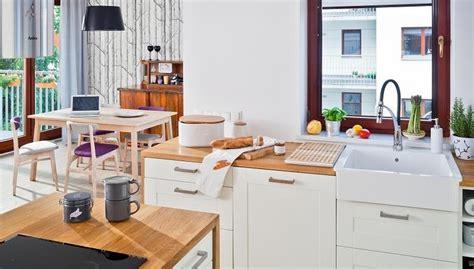 lada foto ikea meble ikea w prawdziwych mieszkaniach kuchnie z ikea