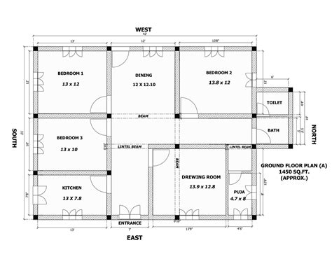 confused between two different floor plan