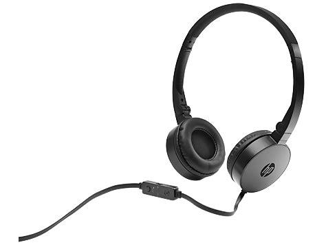 Headset Hp H2800 Headset by Hp H2800 Black Headset J8f10aa Hp 174 Ireland