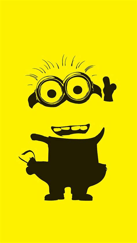 minions wallpaper for iphone 5 hd minion iphone wallpaper hd wallpapersafari