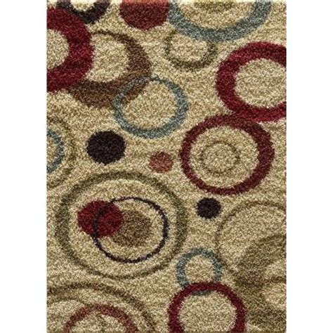 home depot rugs 5x8 tayse rugs casual shag ivory 5 ft 3 in x 7 ft 3 in transitional area rug 8540 ivory 5x8