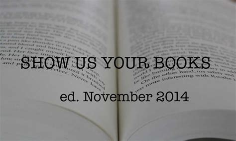 show me ed book pictures show us your books november edition food booze baggage