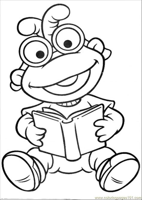 the baby coloring book books animals reading books coloring pages