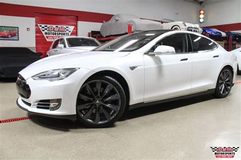 p85 tesla 2013 tesla model s p85 stock m6195 for sale near glen