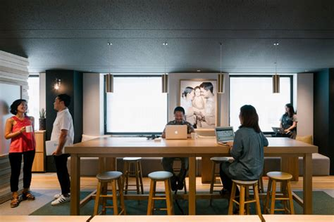 airbnb tokyo airbnb s new tokyo office brings staff closer