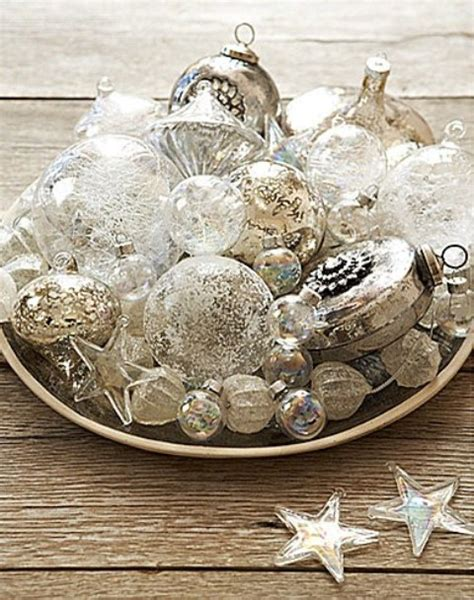 exquisite christmas ornaments 51 exquisite totally white vintage ideas digsdigs
