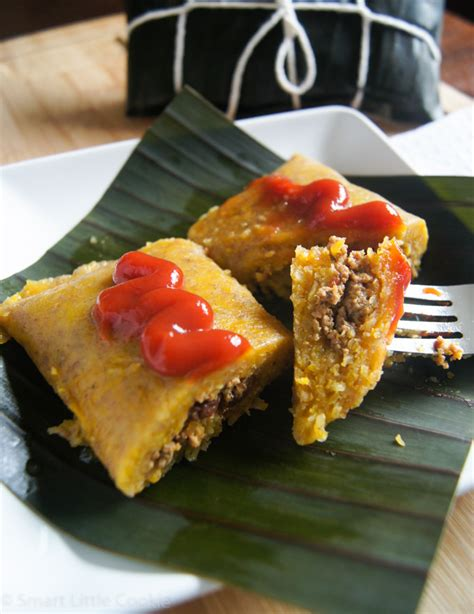 Recipes With Root Vegetables - pasteles en hoja dominican style tamales smart little cookie