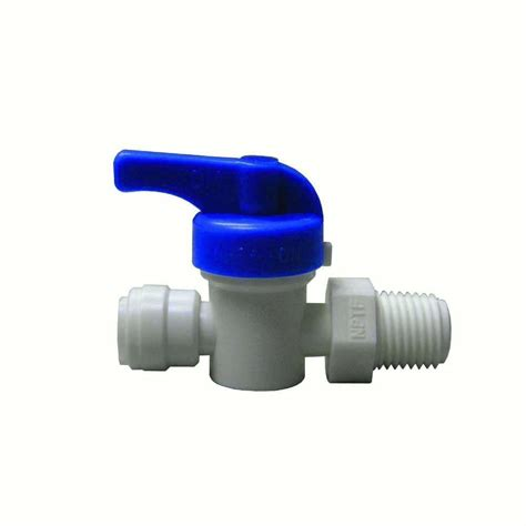 1 4 in x 1 4 in plastic valve pl 3012 the home depot