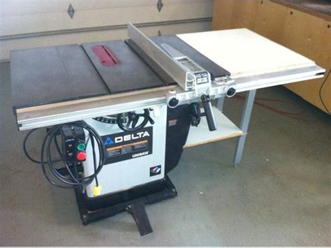 Delta Unisaw Table Saw by Ten Inch Delta Table Saw Qualicum Nanaimo