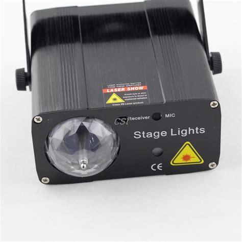 remote audio video lighting mini remote control laser star ktv dj disco club projector