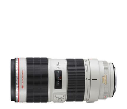 Canon Lens Ef 70 200mm F2 8 L Usm canon lens ef 70 200mm f2 8l is ii usm sinar photo