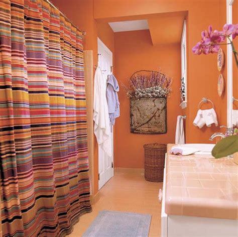 orange bathroom decorating ideas 20 fresh orange bathroom ideas home design and interior