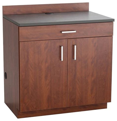 Cabinet Side Panel by 1 Drawer Base Cabinet Door And Side Panels In Mahogany
