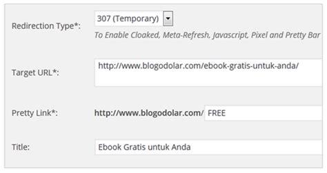 membuat link nofollow cara membuat url singkat yang keren dari blog anda