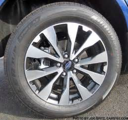 Subaru Tires 2016 Outback Specs Options Colors Prices Photos And More