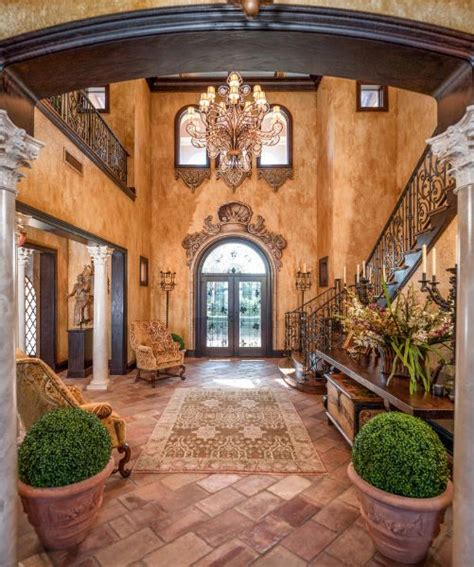 Tuscan Style Home Decor by Best 25 Tuscan Decor Ideas On Pinterest Tuscany Decor