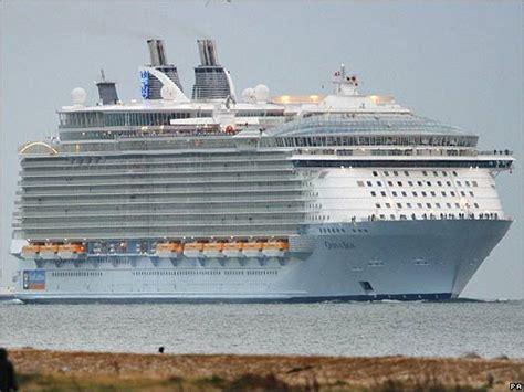 el crucero de los 8484317536 bbc mundo econom 237 a el crucero m 225 s grande del mundo est 225 listo