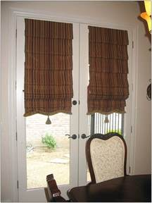 Blinds For Door Windows Ideas Door Window Coverings D S Furniture