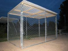 Backyard Fencing For Dogs Dog Run Project On Pinterest Outdoor Dog Kennel Pet
