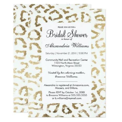 Animal Print Wedding Invitations by 220 Best Animal Print Wedding Invitations Images On