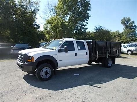 2006 ford duty 2006 used ford duty f 450 drw dump at country