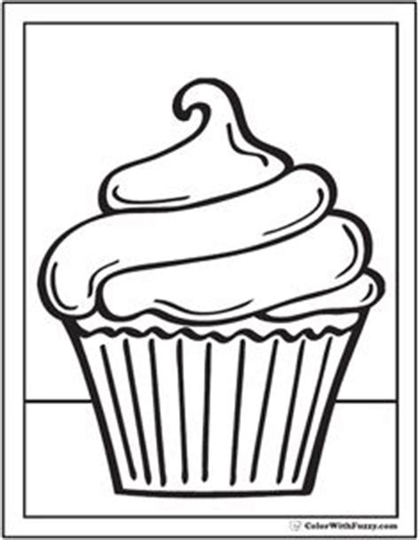 preschool coloring pages cupcakes donut coloring pages donut with sprinkles free kids
