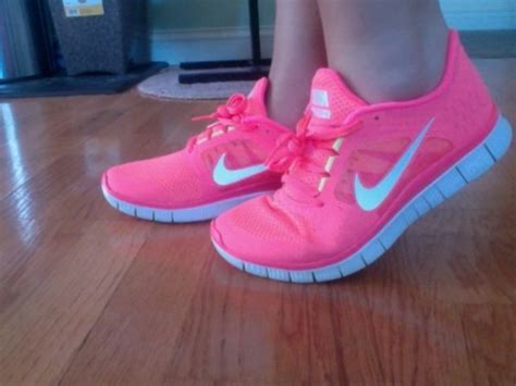 shoes nike pink sports shoes fitness