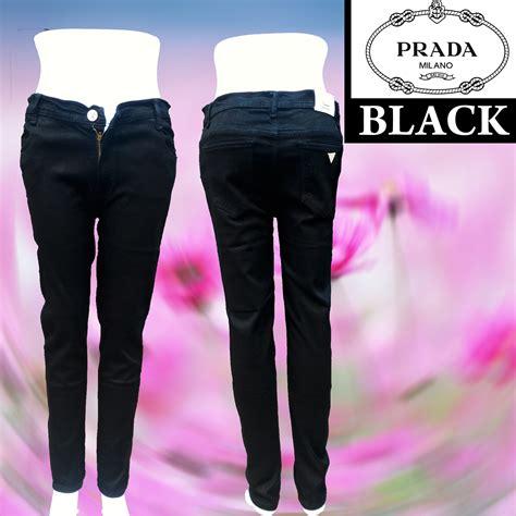 Celana Wanita Soft celana levis wanita slim fit bahan soft bagus
