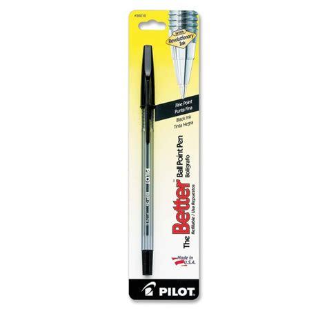 Ballpoint Pen 0 7 Mm Black better bp s ballpoint pen 0 7 mm black ink 1 pack
