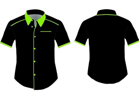 desain baju persib keren desain kemeja hitam keren desain baju kemeja club fashion