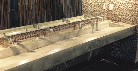 Diy Concrete Trough Sink by Concrete Trough Sink Eleven39 Design Concrete Exchange