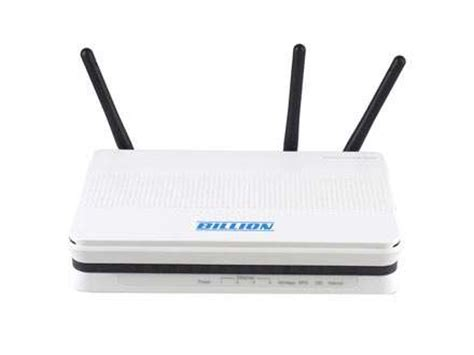 billion's bipac7300n wireless router is good value for