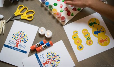 holi crafts for celebrate holi with a festive roots arts crafts project