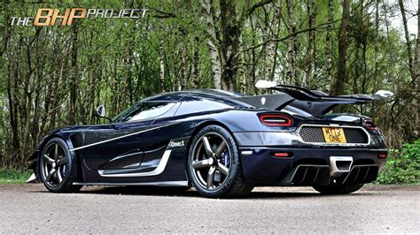 blue koenigsegg one 1 the bhp project s blue koenigsegg one 1 megacar rear